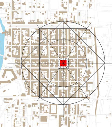 Grenade Plan De Ville