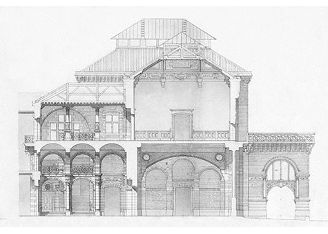 Mus e des augustins aarp r mi papillault architecte for Architecte du patrimoine